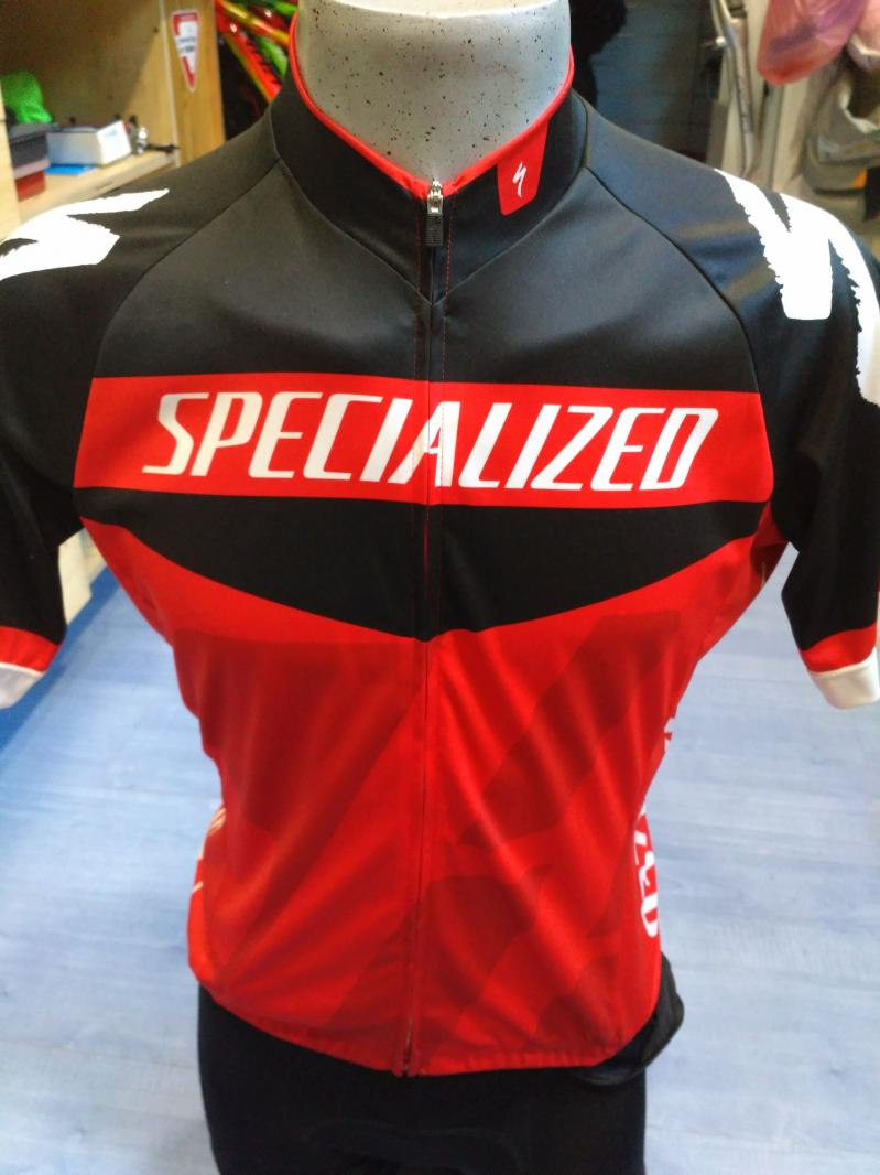 f57fb153c0f ... Long Sleeve Jersey Red Black White  Specialized Pro Racing Short Sleeve  Jersey Piros Fekete 2015 Pro ...