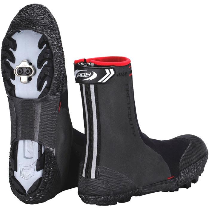 BBB Arctic Duty winter shoe cover black