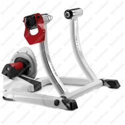Elite Qubo Power Fluid home trainer white/red 2015 2.Image