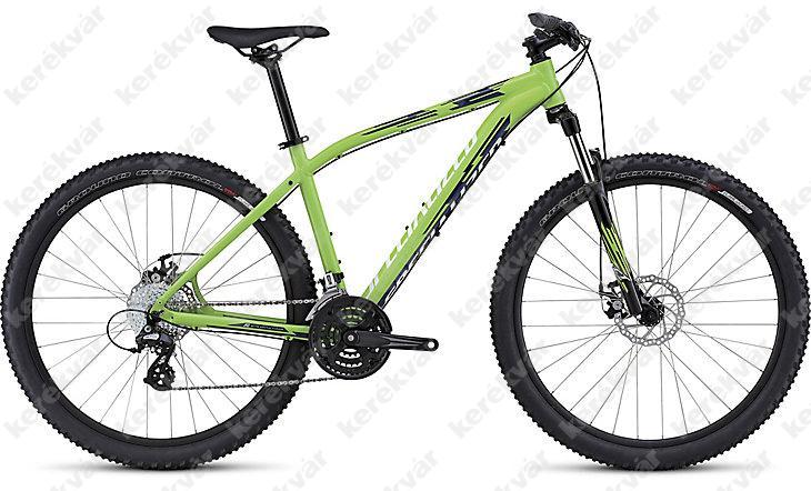 """Specialized Pitch MTB 27,5"""" kerékpár zöld/kék/fehér 2016"""
