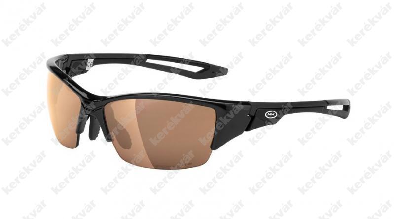 Northwave Evolution eyeglass matt fekete optikai adapterrel