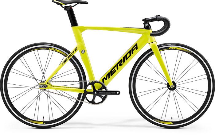 Merida Reacto 500 Track track bicycle yellow/black 2017   Kerékvár ...