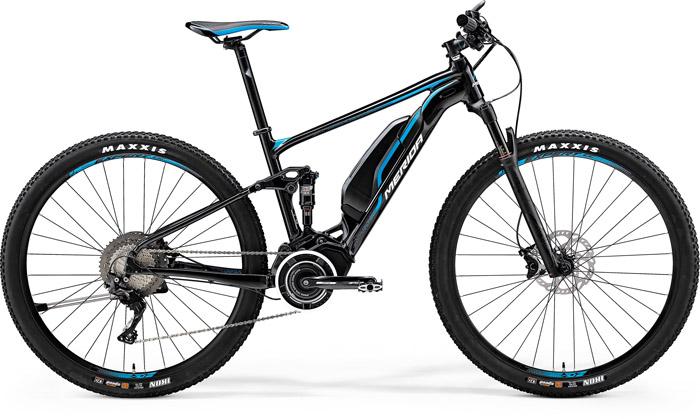 Merida E Ninety Nine Xt Edition Bicycle Black 2017