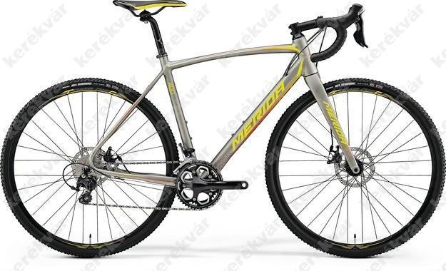 Merida Cyclo Cross 400 országúti kerékpár titán 2018