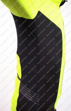 Northwave Reload téli kabát fekete/neon sárga 3.Kép