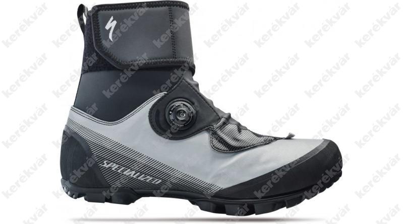 Specialized Defroster Trail téli MTB cipő fekete 2018