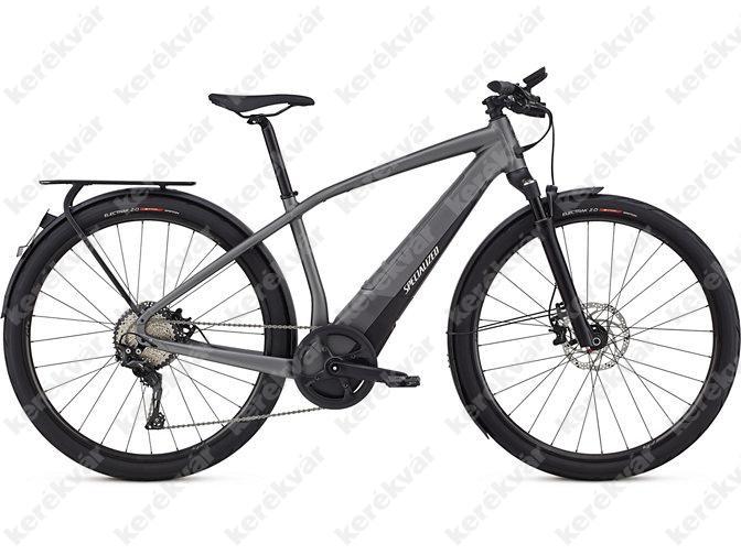 Specialized Vado 6.0 elektromos kerékpár fekete 2018