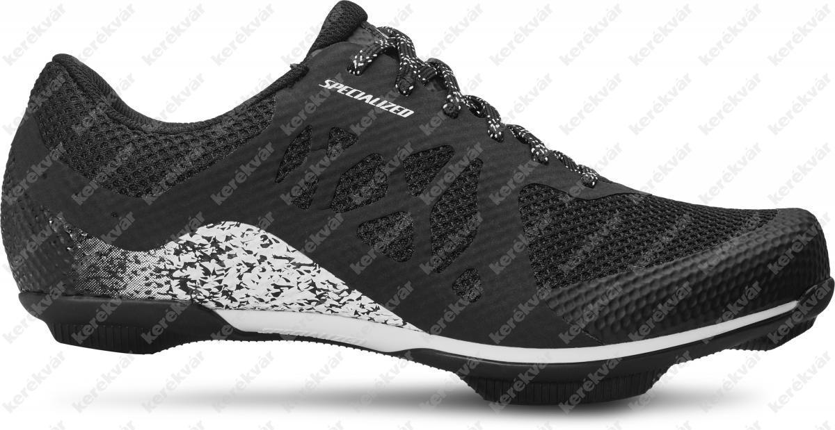 Specialized Remix országúti női cipő fekete/fehér 2018