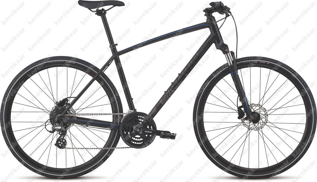 Specialized 700C Ct Hydro Disc kerékpár fekete 2018