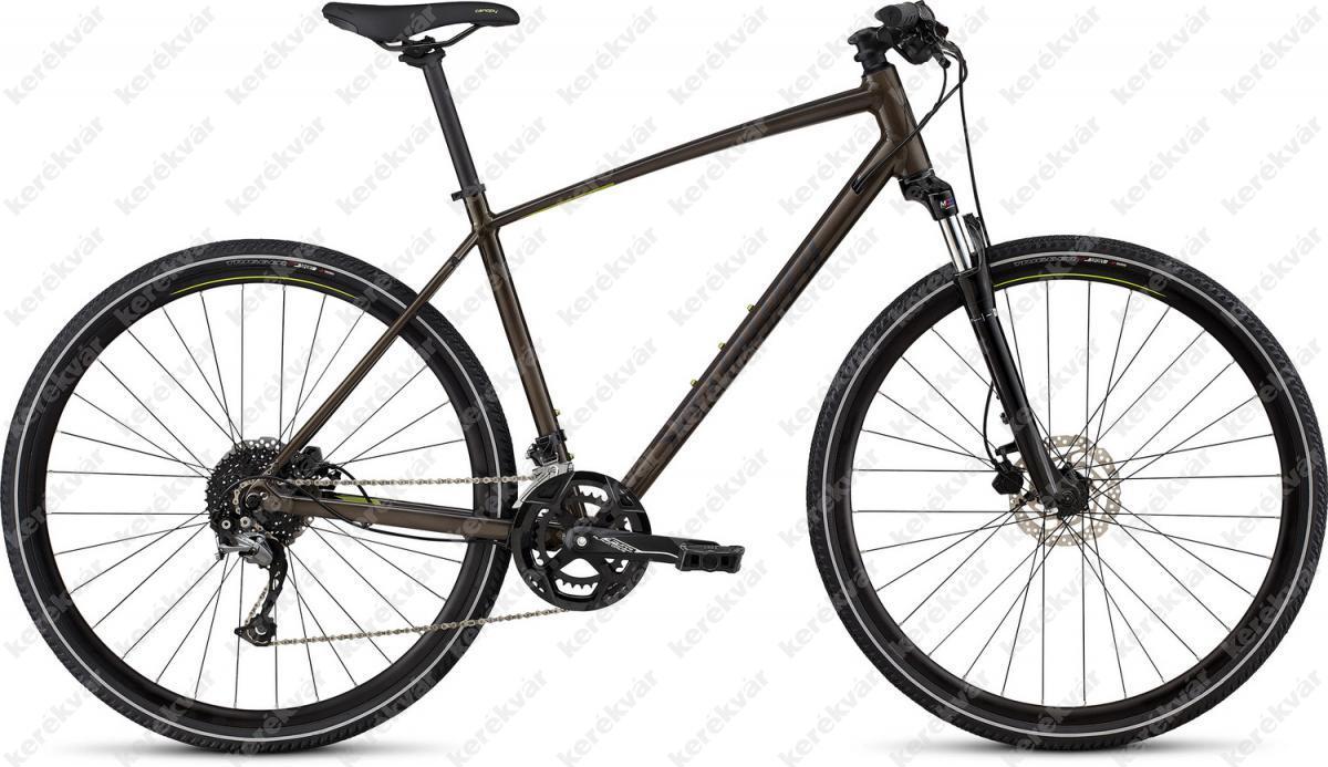 Specialized 700C Ct sport kerékpár barna 2018