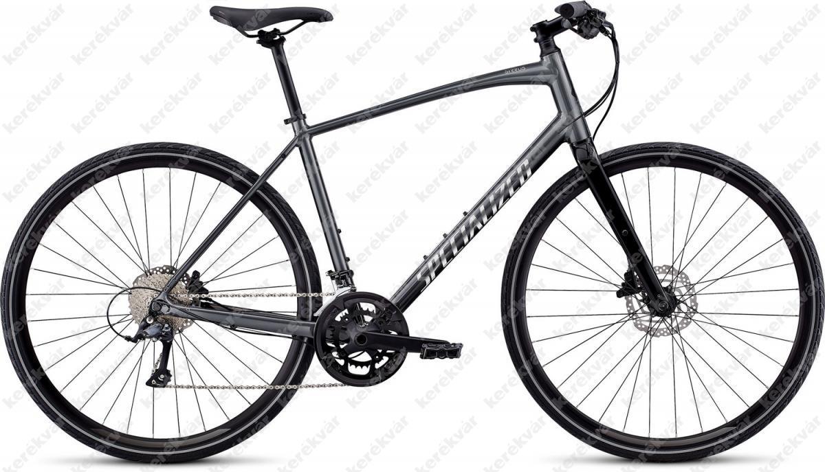 Specialized 700C Sirrus sport kerékpár króm 2018
