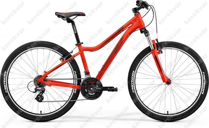 """Merida Juliet 6.10V MTB 26"""" kerékpár piros 2018"""