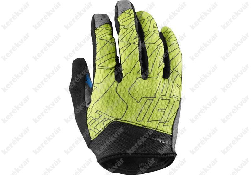 Specialized XC Lite hosszú ujjú kesztyű sárga/szürke
