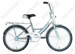 Swan Lány gyerek kerékpár ezüst   Kép