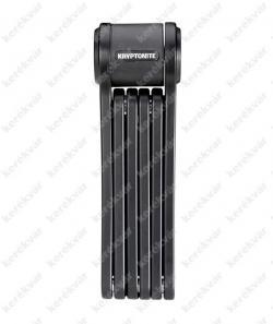 Kryptonite Keeper 510 összecsukható lakat fekete 3.Kép