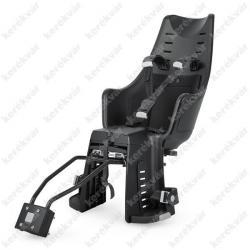 Exclusive Maxi rear gyerekülés vázra és csomagtartóra szerelhető black   Image