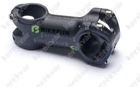 """Bikefun BikeBone A-head 1 1/8"""" kormányszár Ø31,8 fekete"""