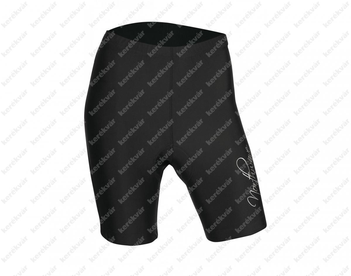 Northwave Crystal rövid nadrág kantár nélküli fekete