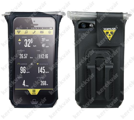 Topeak Smart Phone 6/6s/7 plus telefontartó fekete