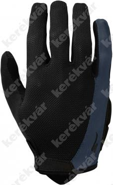BG Gel sport hosszú ujjú gloves Black/Gray   Image