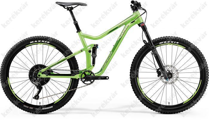 Merida One-Forty 600 kerékpár zöld 2018