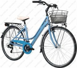 "Sity 3 Lady 28"" woman's bicycle blue 2018  Image"
