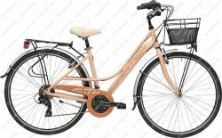 "Sity 3 Lady 28"" woman's bicycle peach 2018  Image"