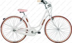 """Danish Lady Nexus 28"""" női kerékpár fehér 2018  Kép"""