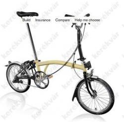 M 3 kerékpár elefántcsont 2018  Kép