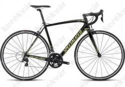 Tarmac Sport országúti karbon kerékpár fekete 2017  Kép