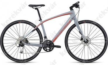 Specialized 700C Vita Elite karbon kerékpár szürke/narancs 2017