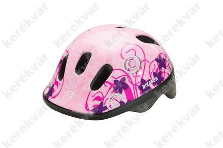 Bikefun Ducky gyerek fejvédő rózsaszín