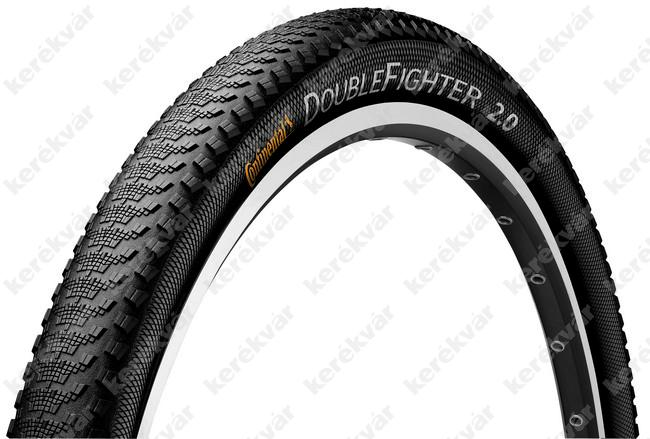 """Continental Double Fighter III 24"""" tyre"""