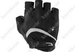 BG gel short gloves woman's black/white   Image