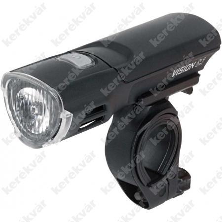 Just One Vision 5.1 elemes LED-es első lámpa fekete