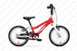 2 gyermek kerékpár piros 2020   Kép
