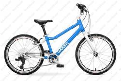 4 gyermek bicycle blue 2020   Image