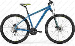 "Big-nine 20MD MTB 29"" bicycle blue 2019  Image"