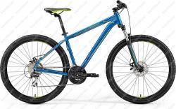 """Big-seven 20MD MTB 27,5"""" kerékpár kék 2019  Kép"""
