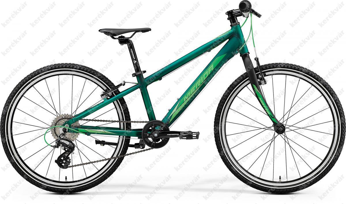 "Merida Matts Junior Race 24"" kerékpár zöld 2020"
