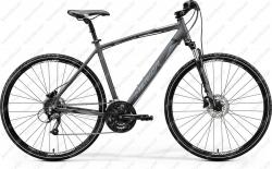 Crossway 40 Cross Trekking bicycle matt grey 2020  Image