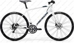 Speeder 200 fitness kerékpár fehér/ezüst 2020  Kép