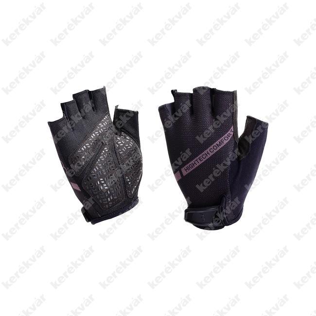 BBB High Comfort short sleeve gloves black
