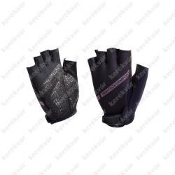 High Comfort rövid ujjú kesztyű fekete   Kép