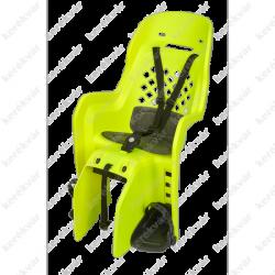 Joy CF5 rear gyerekülés neon yellow  csomagtartóra  Image