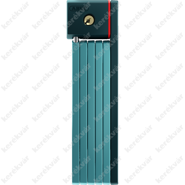 Abus Bordo uGrip 5700 foldable lock green 80cm