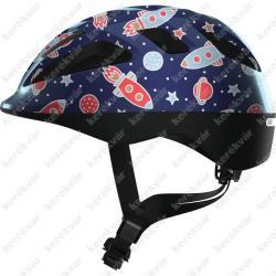 Smooty 2.0 gyerek fejvédő kék űrhajós   Kép