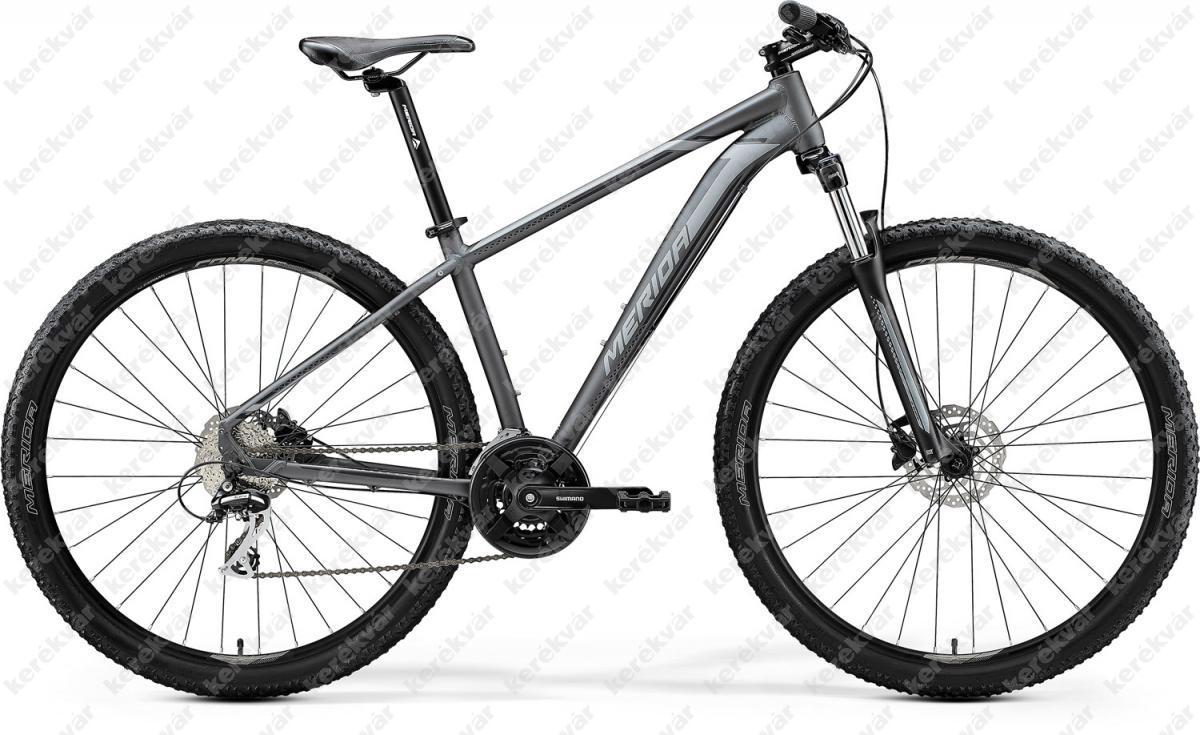 """Merida Big-seven 20D MTB 27,5"""" kerékpár szürke 2020"""