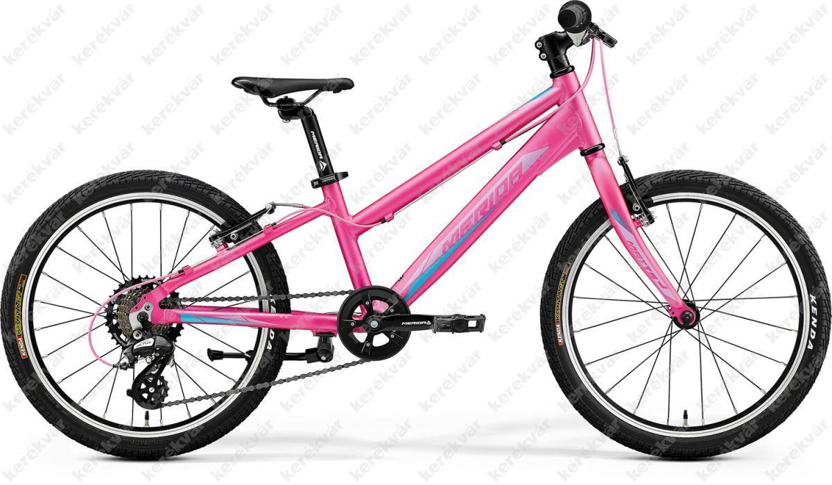 """Merida Matts Junior Race 20"""" kerékpár rózsaszín 2020"""