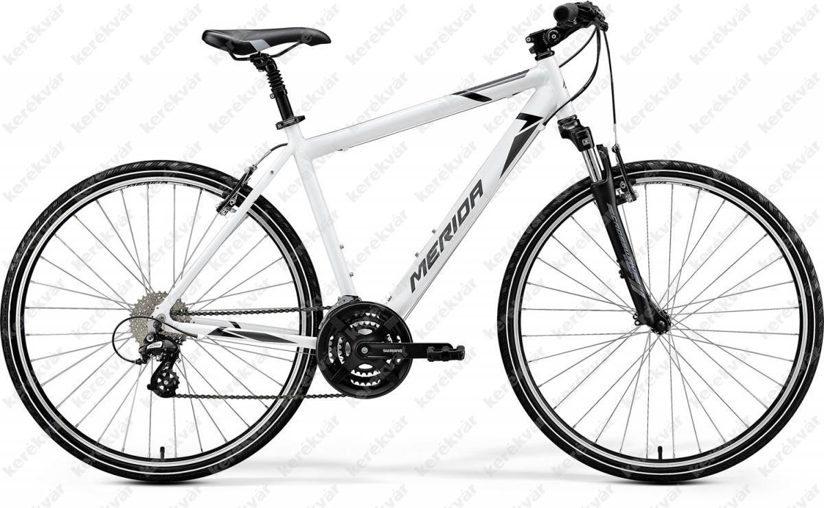 Merida Crossway 15V Cross Trekking kerékpár fehér 2020